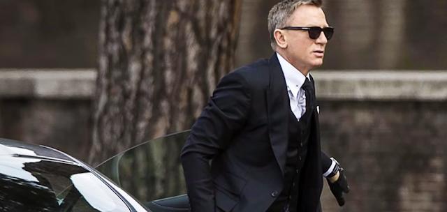 Daniel Craig în Spectre