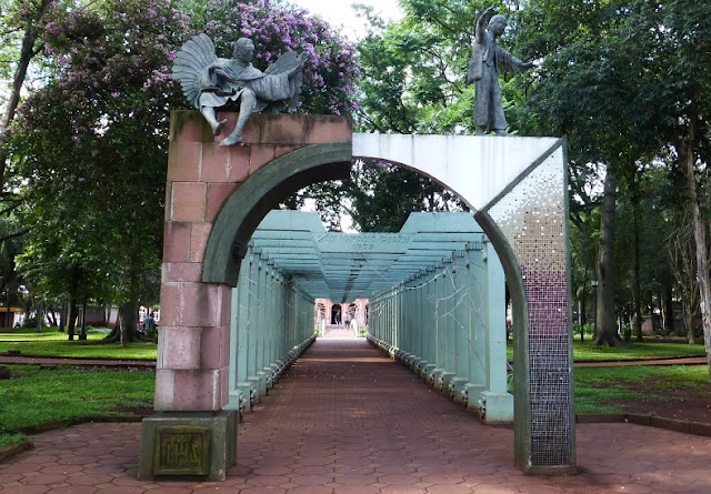 Arcos Missioneiros, Santo Ângelo, RS