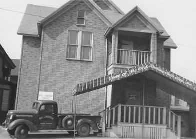 Northwest Music Archives Rocking Chair Blues 1949