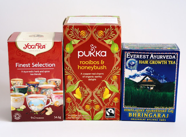 Yogi Tea, Pukka, Everest Ayurveda