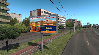 ets 2 real advertisements v1.3 screenshots, russia 7