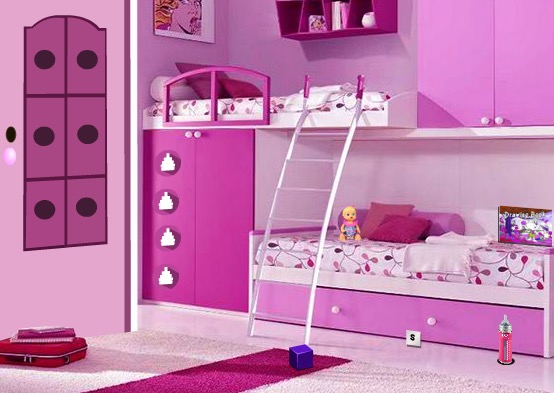EightGames Modern Baby Room Escape Walkthrough