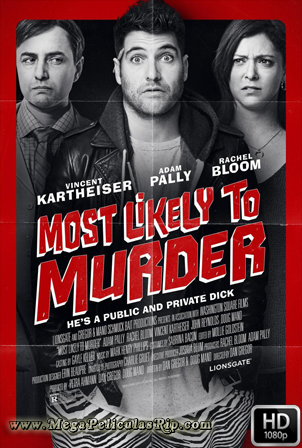 Most Likely To Murder [1080p] [Latino-Ingles] [MEGA]