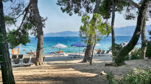 Radioreise Podcast in Griechenland auf der Insel Euböa