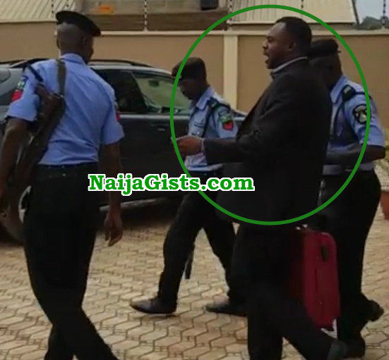 police arrest odunlade adekola