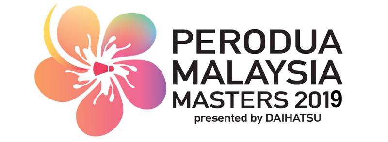 Badminton Malaysia Masters 2019