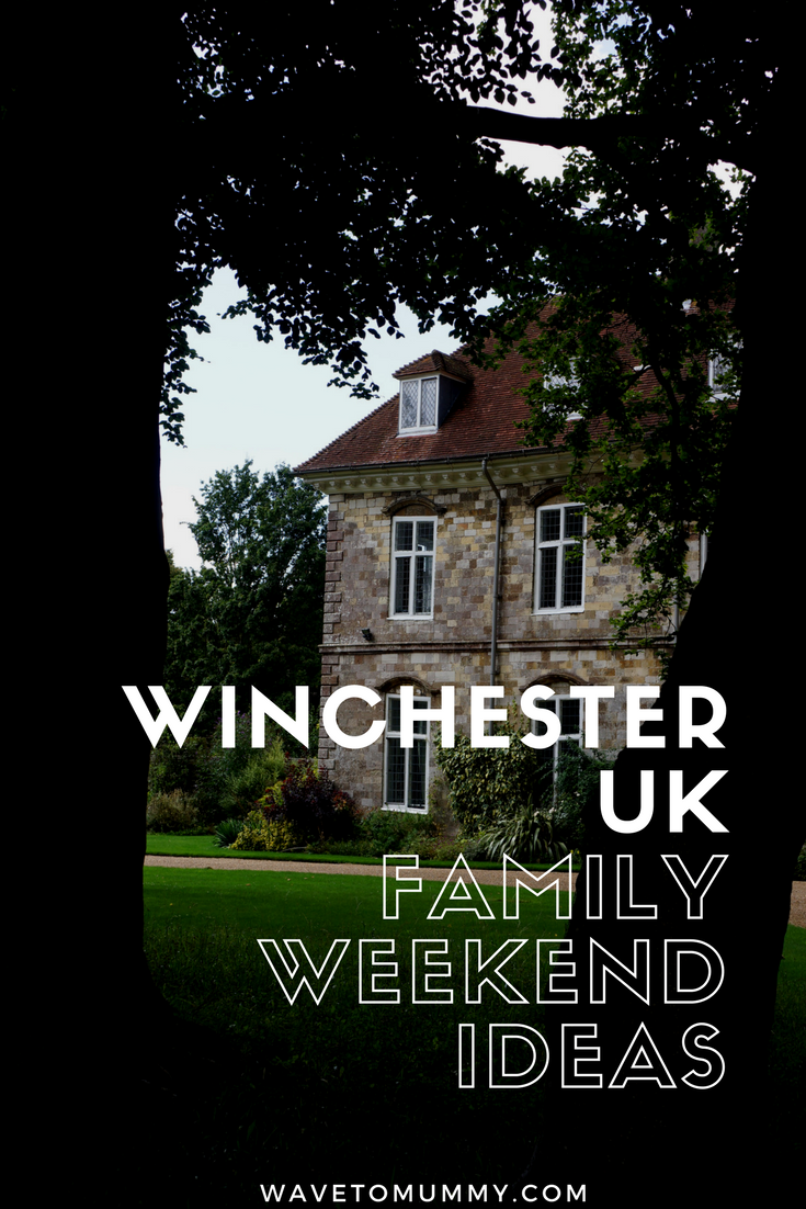 If you are visiting Winchester, UK with kids, this post gives top tips on what to see, where to eat and where to sleep. Winchester is a great place for a family visit, with lots to see and do with children!