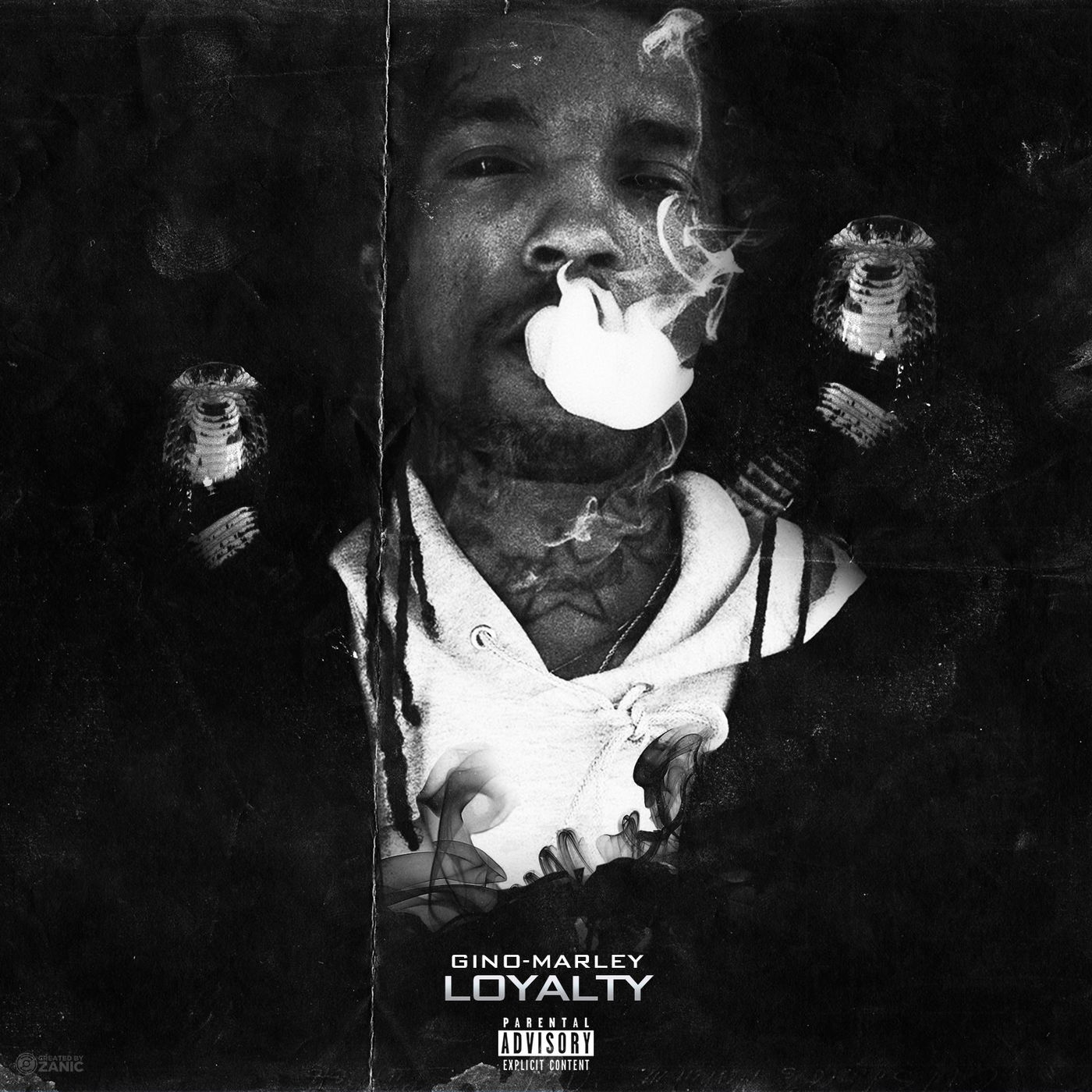 Gino Marley - Loyalty - EP Cover
