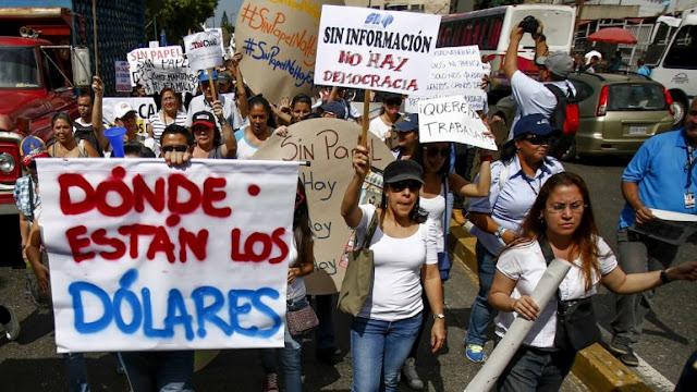 Venezuela está tan mal que aunque cambiemos a Maduro por otro, no se resolverán los problemas en 20 años