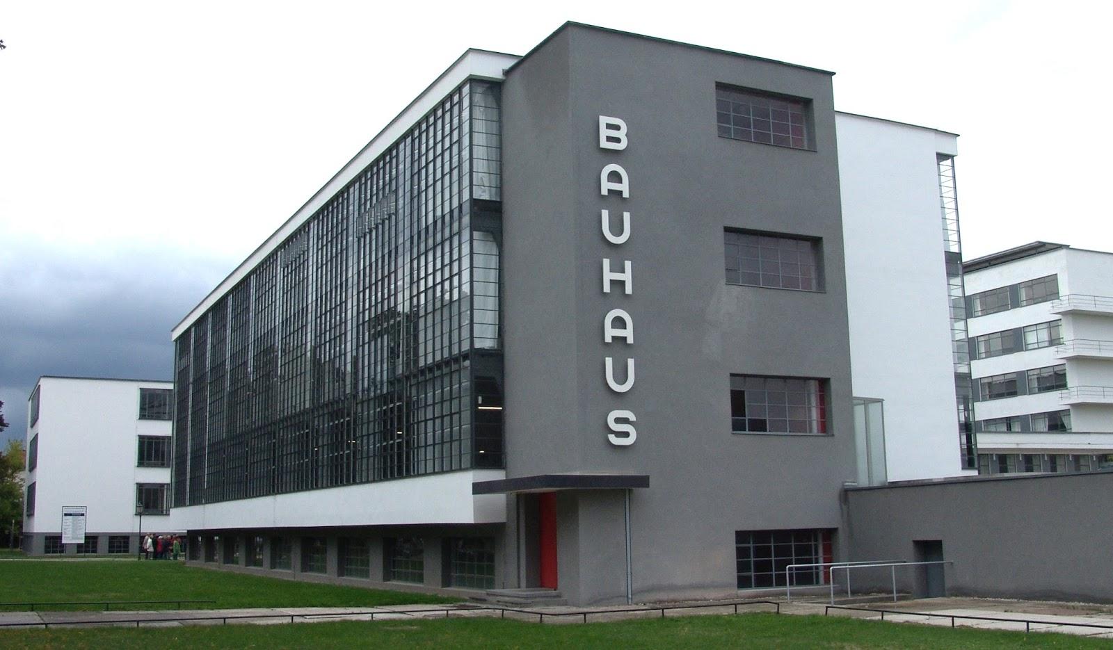 Bauhaus Dessau Building