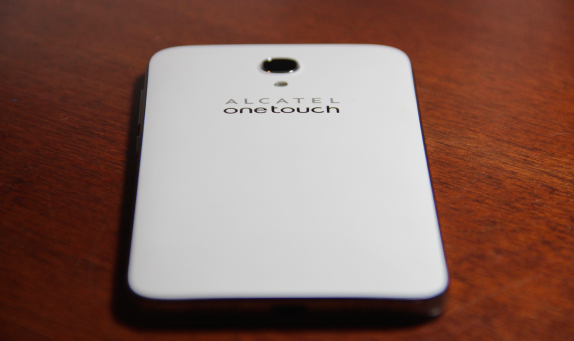 Alcatel OneTouch Idol 2 S Smartphone 8MP camera