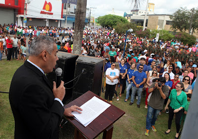 VIXE: Vereador diz que foi barrado do camarote do prefeito Joaquim Neto no 7 de Setembro em Alagoinhas