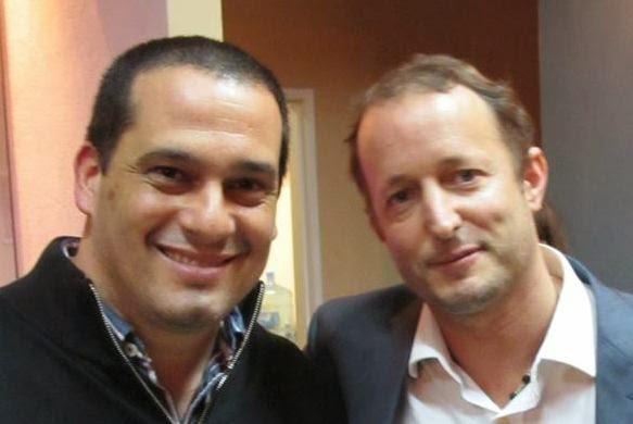 Leandro Martín y Matín Insaurralde