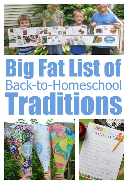 Big-Fat-List-of-Back-to-Homeschool-Traditions