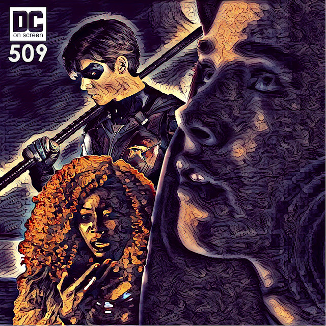 Raven, Robin, and Starfire in Titans on DC Universe