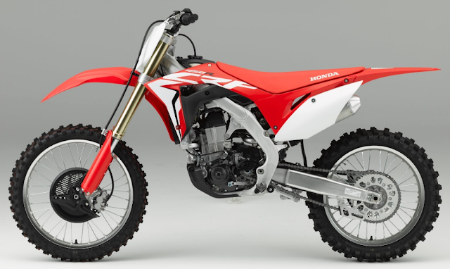 2017 Honda CRF450R Review, Engine And Price