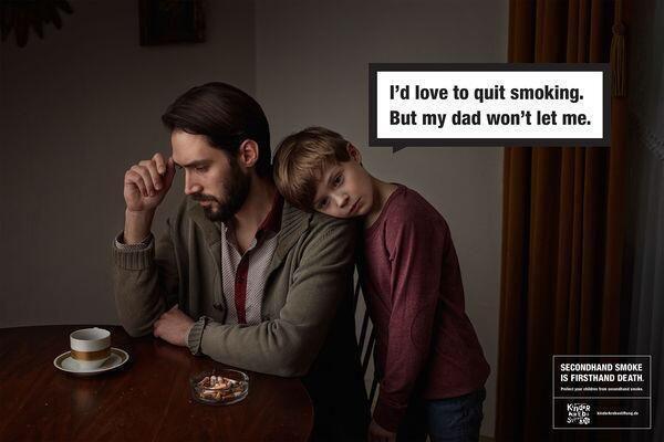 Green Pear Diaries, publicidad, publicidad incómoda, fumadores pasivos
