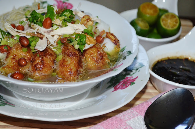 Resepi Soto Ayam Ini Amie Ambil Dari Dapur Sendiri Di Sini Namun Ada Sedikit Ubahsuai Bahan Dan Tan