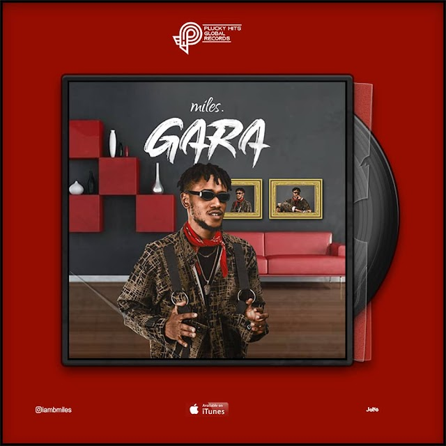 "ARTWORK: Miles Unveil Artwork & Date To Hit Vibe Title ""Gara"""
