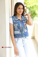 Telugu Actress Lavanya Tripathi Latest Pos in Denim Jeans and Jacket  0064.JPG