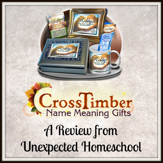 CrossTimber Name Meaning Gifts Review