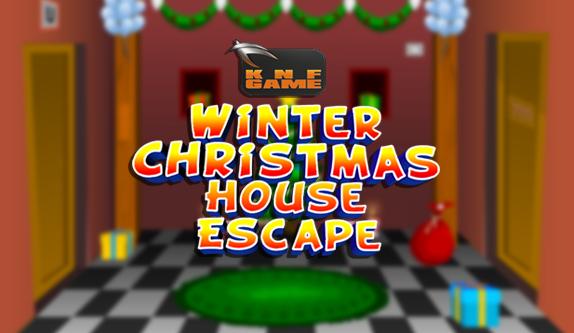 KnfGames Winter Christmas House Escape