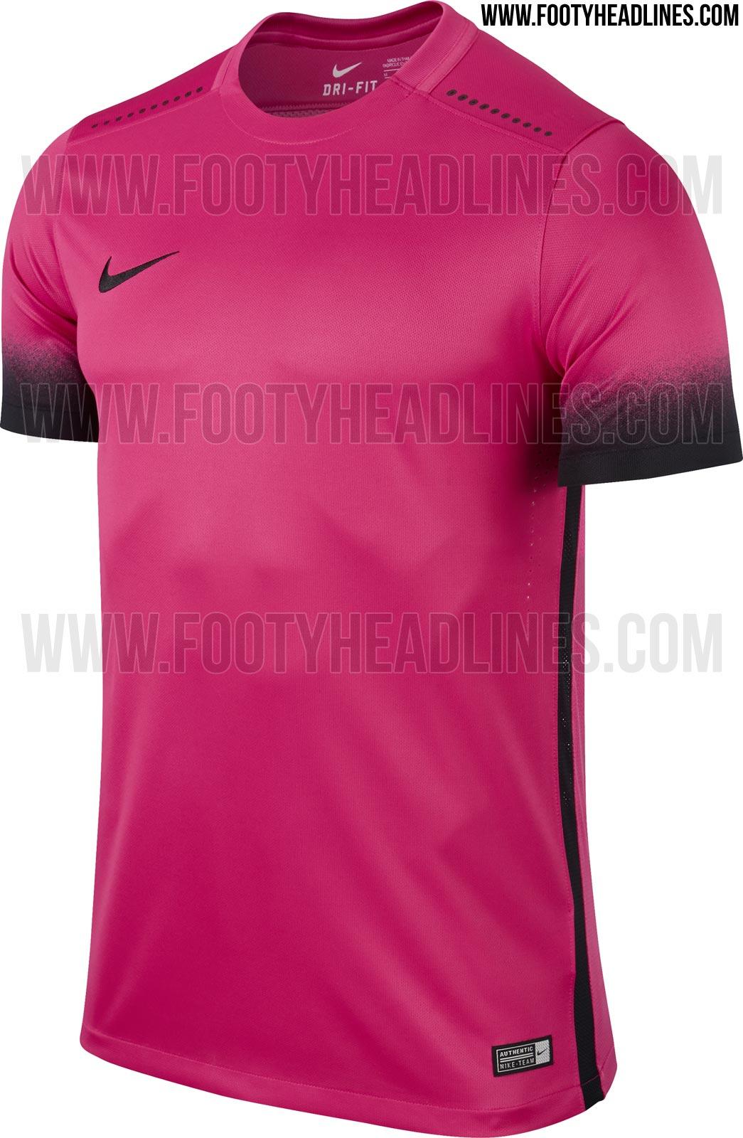 Nike US 2016-17 Teamwear Kits Leaked - Footy Headlines