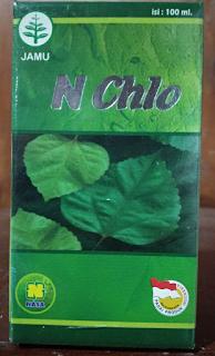 Obat Stres Nasa Chlorophyllin