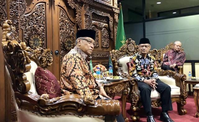 Bersama NU, Muhammadiyah Tegaskan Menolak Paham Khilafah