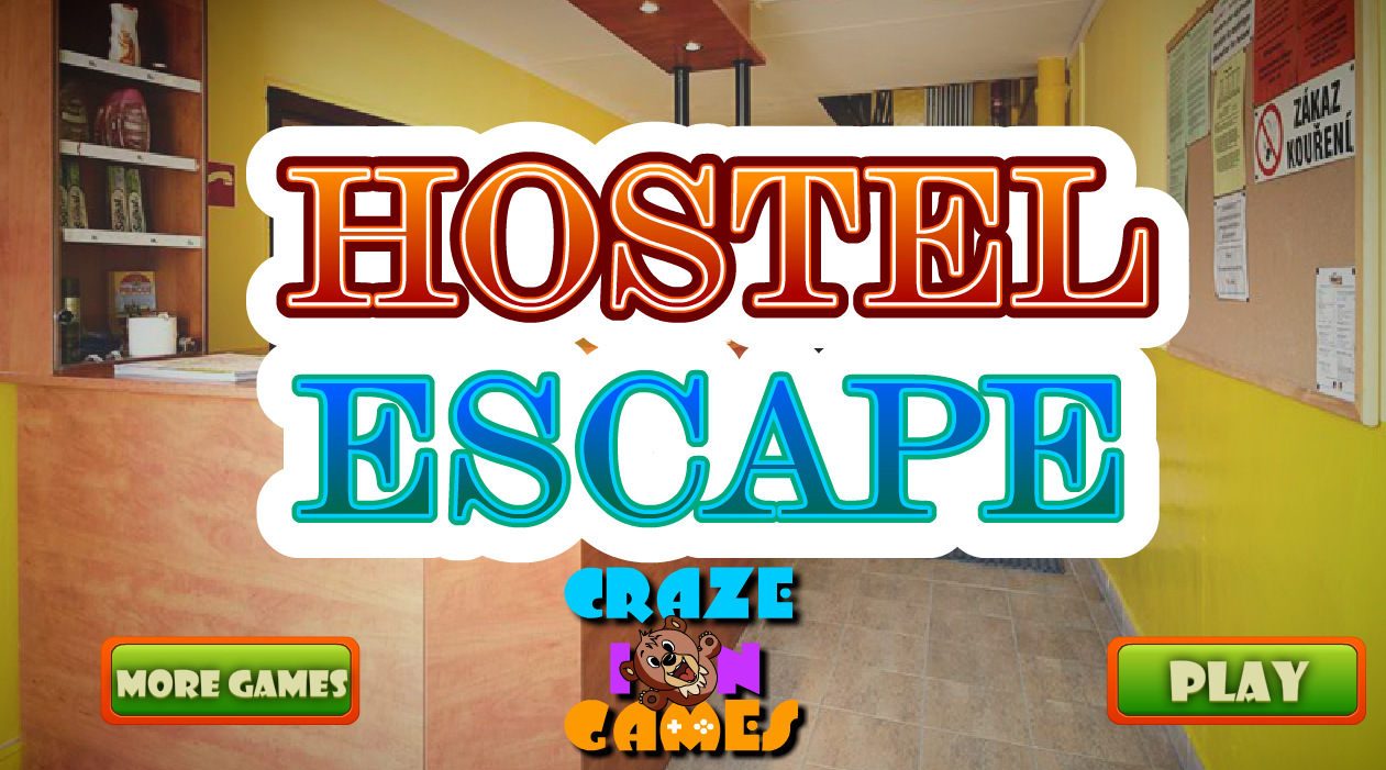 Cig Hostel Escape Walkthrough