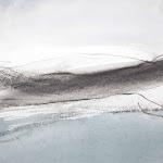 Aquarelle et graphite sur papier © Annik Reymond