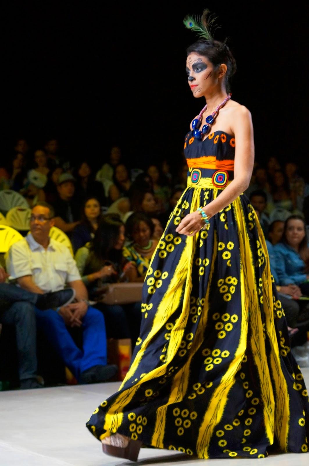 Panama Fashion Week Pasarela, Annie Chajin