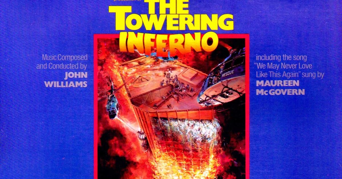 Vinyl Shipwreck John Williams The Towering Inferno Ost