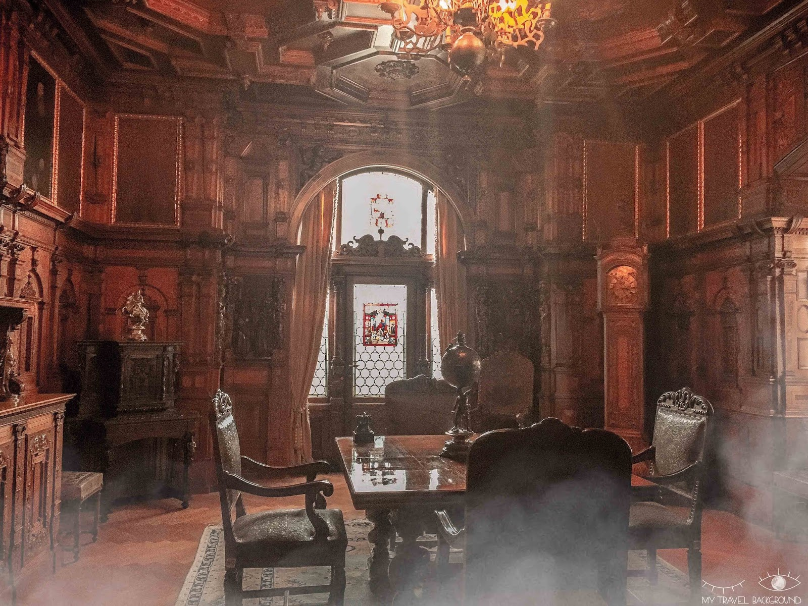 My Travel Background : chez Dracula pour Halloween - Château de Peles