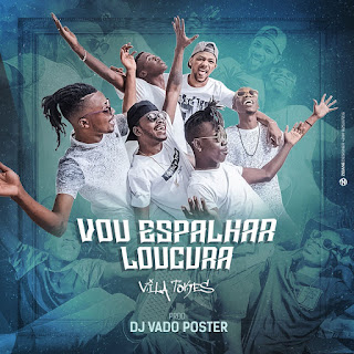 Vila Tokes - Vou Espalhar Loucura (Afro House)