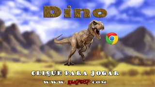 imagem do jogo Dino Chrome