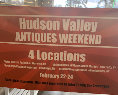 Hudson Valley Antiques Weekend