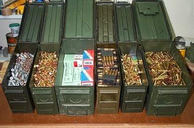 Tincanbandit S Gunsmithing Creative Uses For Ammo Cans