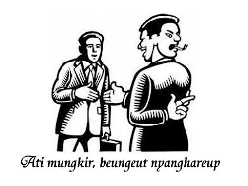 Pepatah dalam bahasa Sunda
