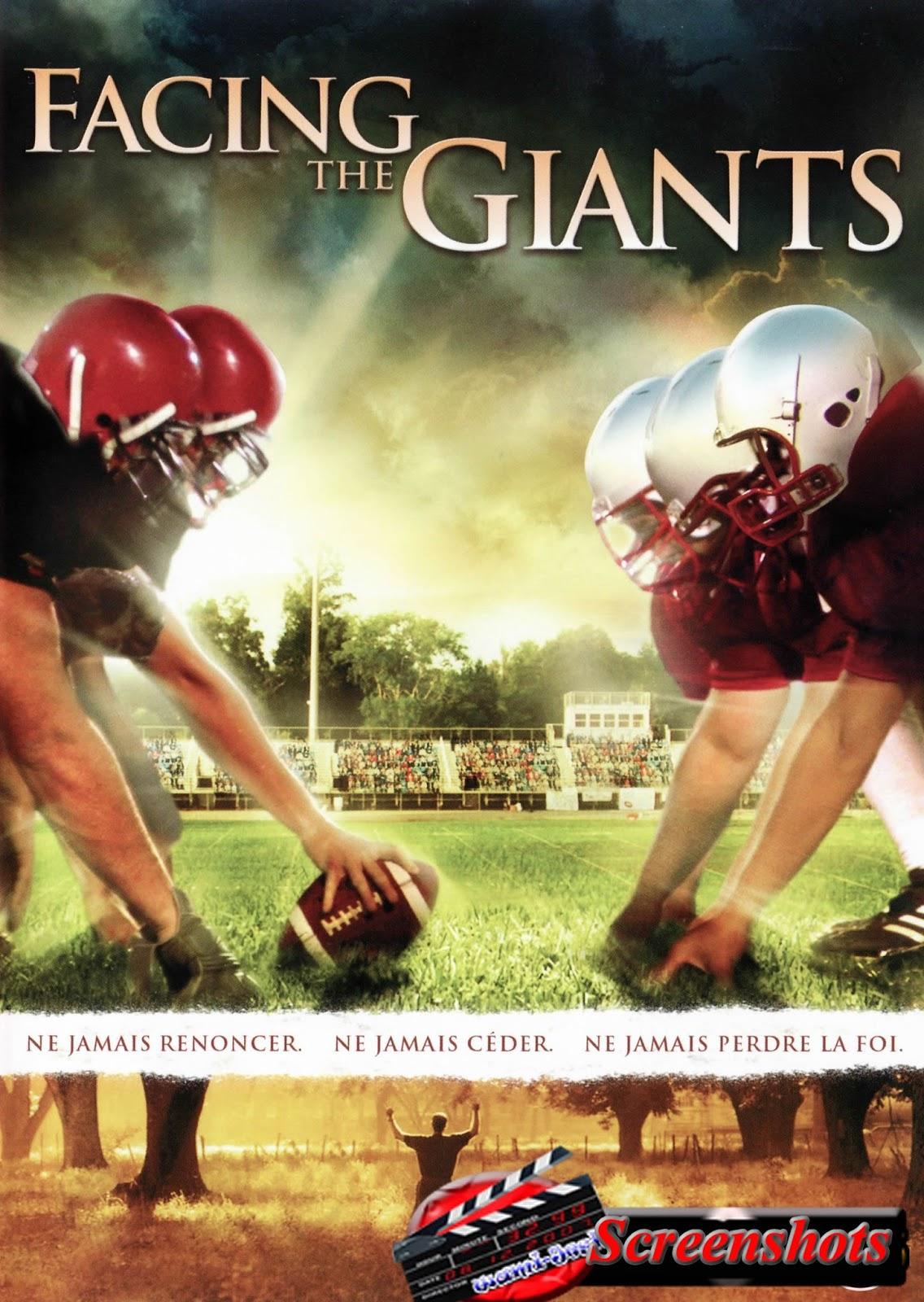 Facing The Giants Deutsch