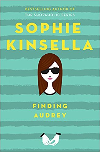 finding audrey book, best ya book, young adult books
