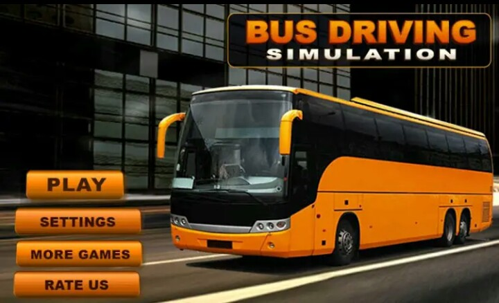 city bus driver game