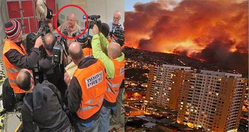 احتفالات كبرى بعد وصول هذا الشخص لإسرائيل..من يكون و ماذا سيفعل لإخماد الحرائق....مفاجأة مذهلة !!!!