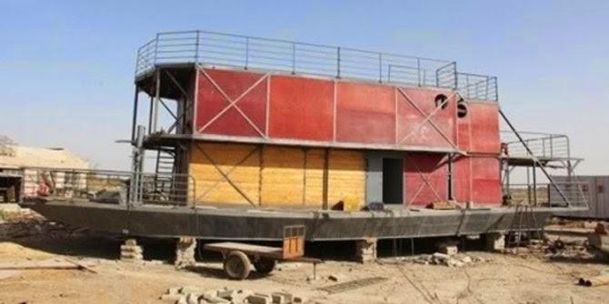 Membangun bahtera Nuh