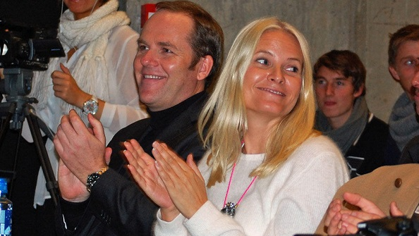 Crown Princess Mette-Marit at the Fyrstikkalleen school in Oslo on the occasion of Dignity Day. Fyrstikkalleén School, also known as F21, is the first facility in Oslo to house kindergarten