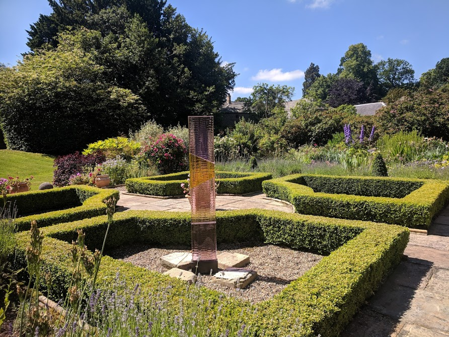 Cheeseburn Sculpture Gardens Review | Opening Dates & Top Tips for Visiting  - glass sculpture
