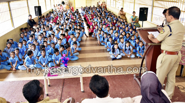 News, Kerala, Awareness, Police, Camp, Drug awareness camp conducted