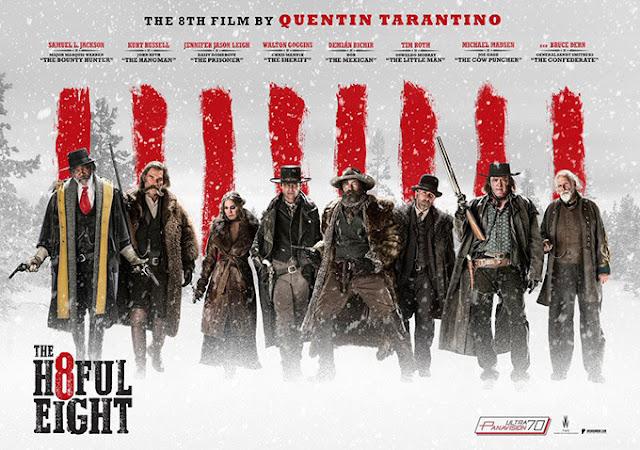 Frases de la película The Hateful Eight