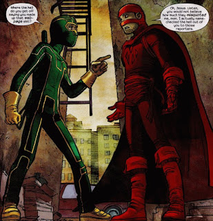 Kick-Ass wants to straight things out with new superhero