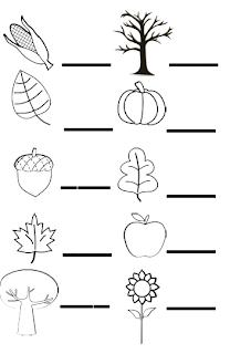 Time 4 Kindergarten: Fall Math Centers
